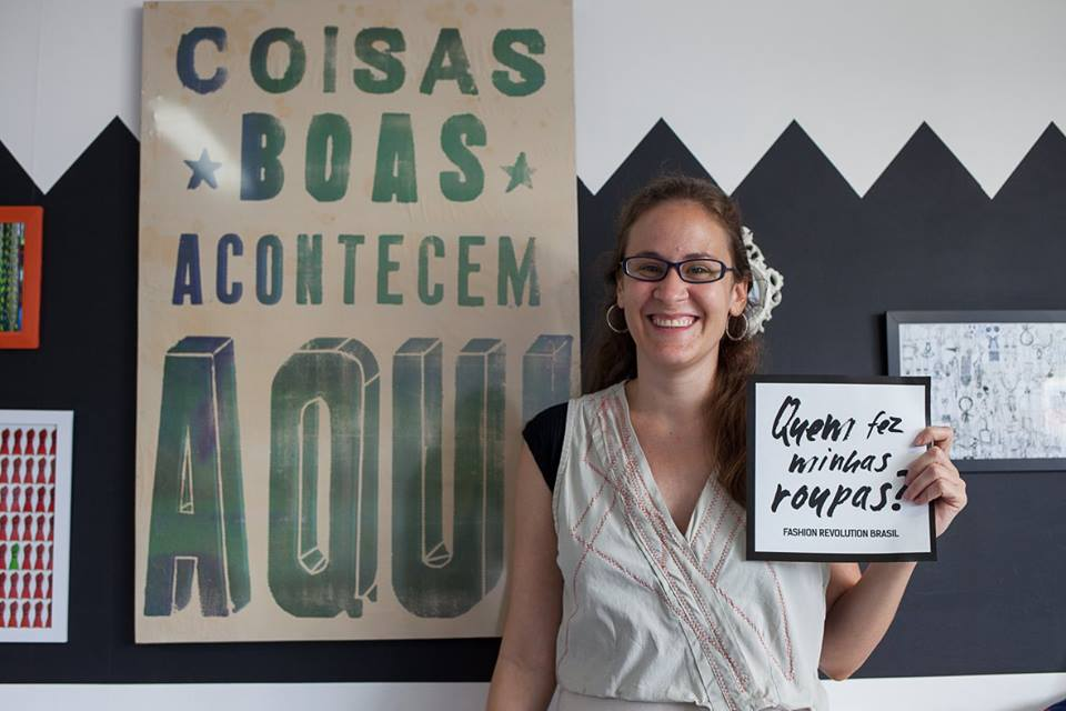 Fernanda Pimenta, super produtora que fez o evento rolar lindamente.