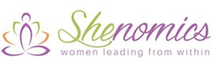 Shenomics - Shenomics helps women grow and shine in their career with purpose, impact and mindfulness.Click on the logo to visit the website
