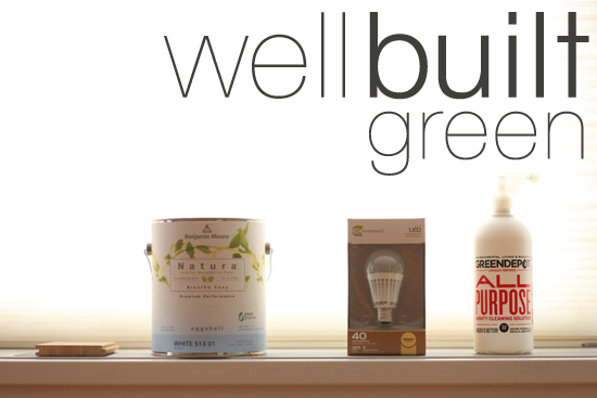 Wellbuilt Green Products