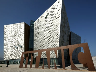Titanic Visitor Center, Belfast