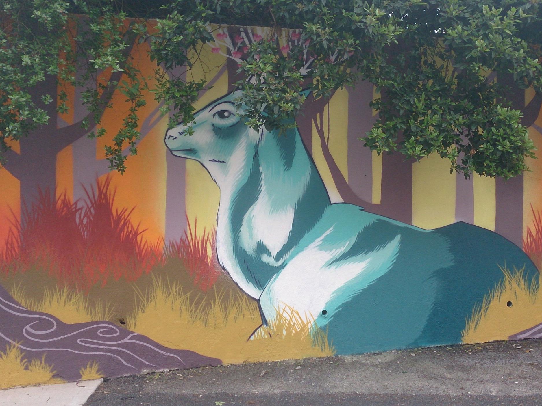 Mural, Sligo
