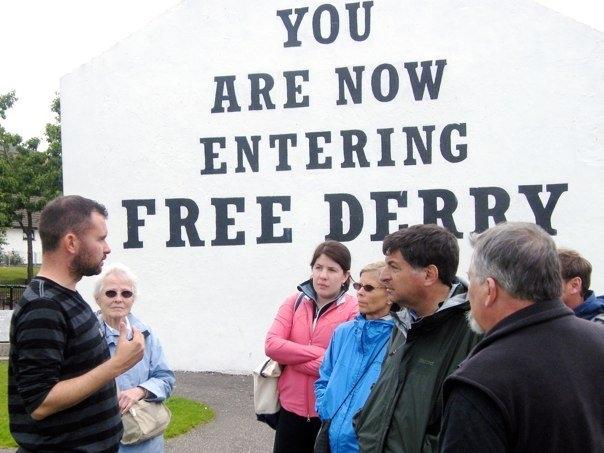 Walking Tour of Derry