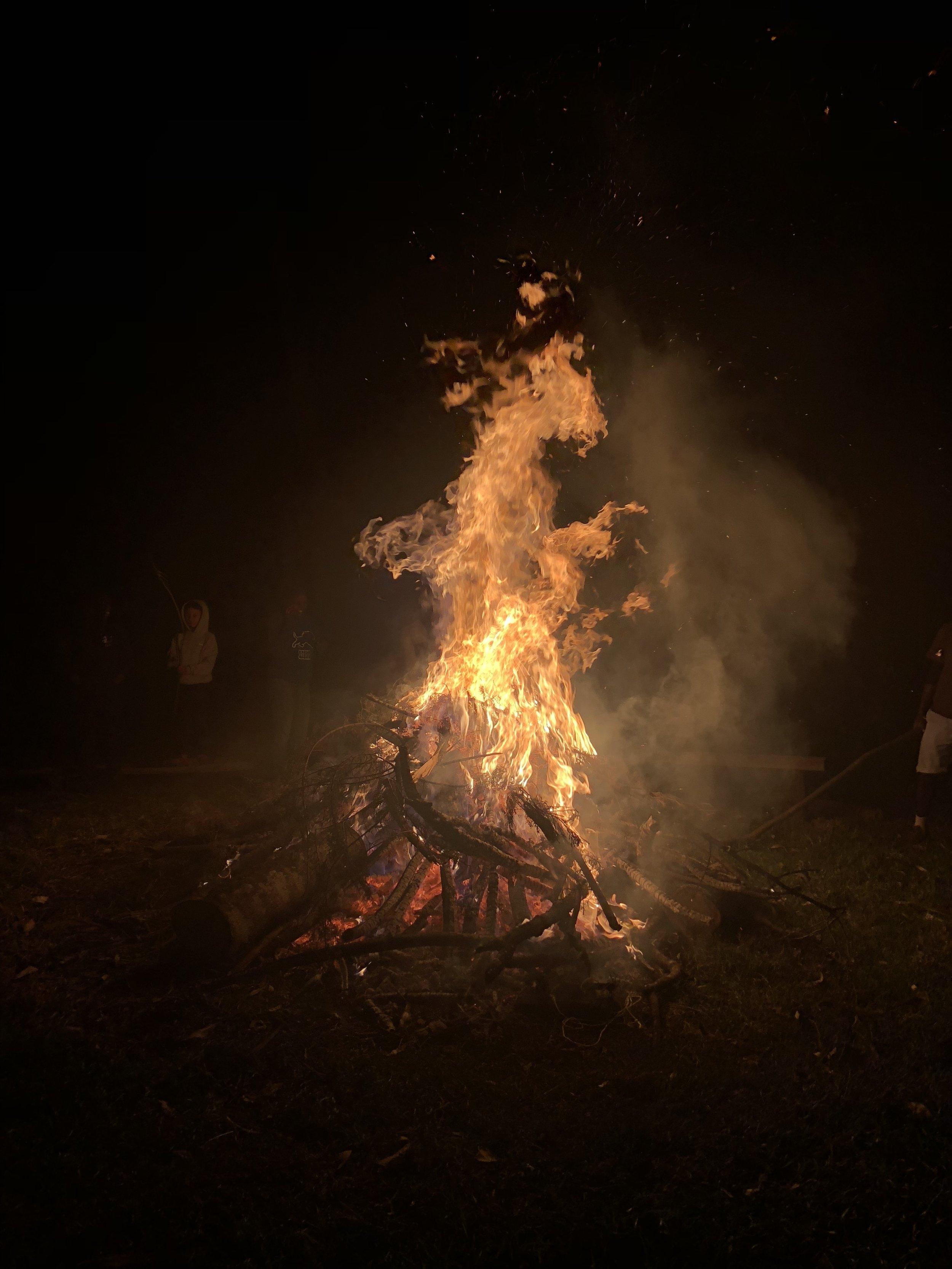 Final Camp Fire