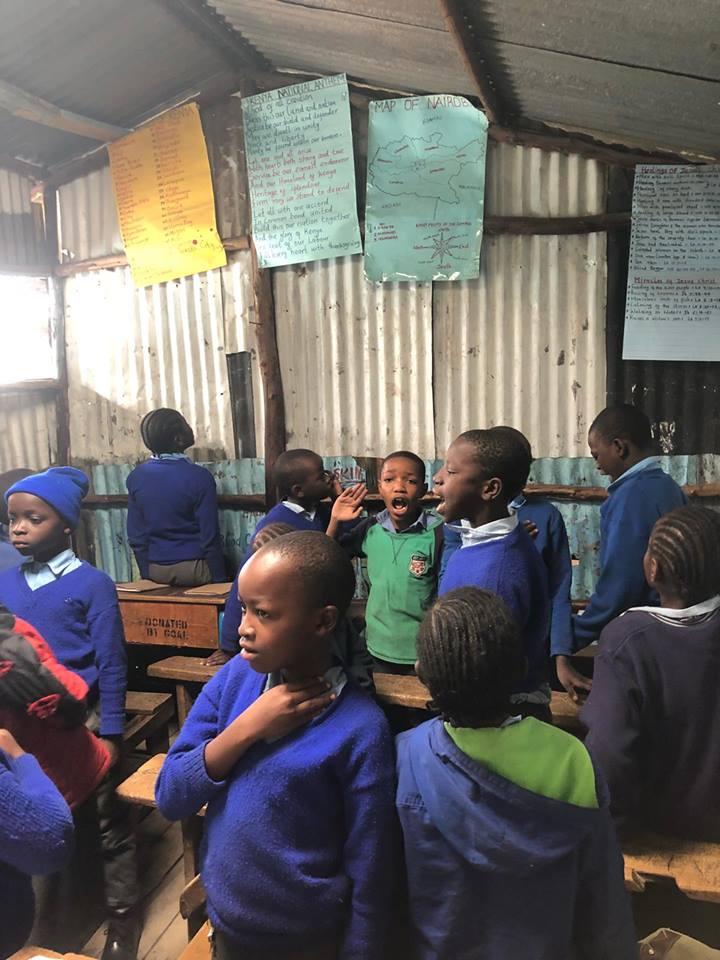 Kibera School