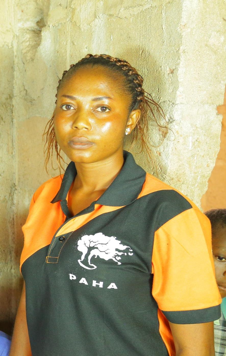 Nkoliseyem Nwaokolo - International Implementation SpecialistP: +234-806-451-1256