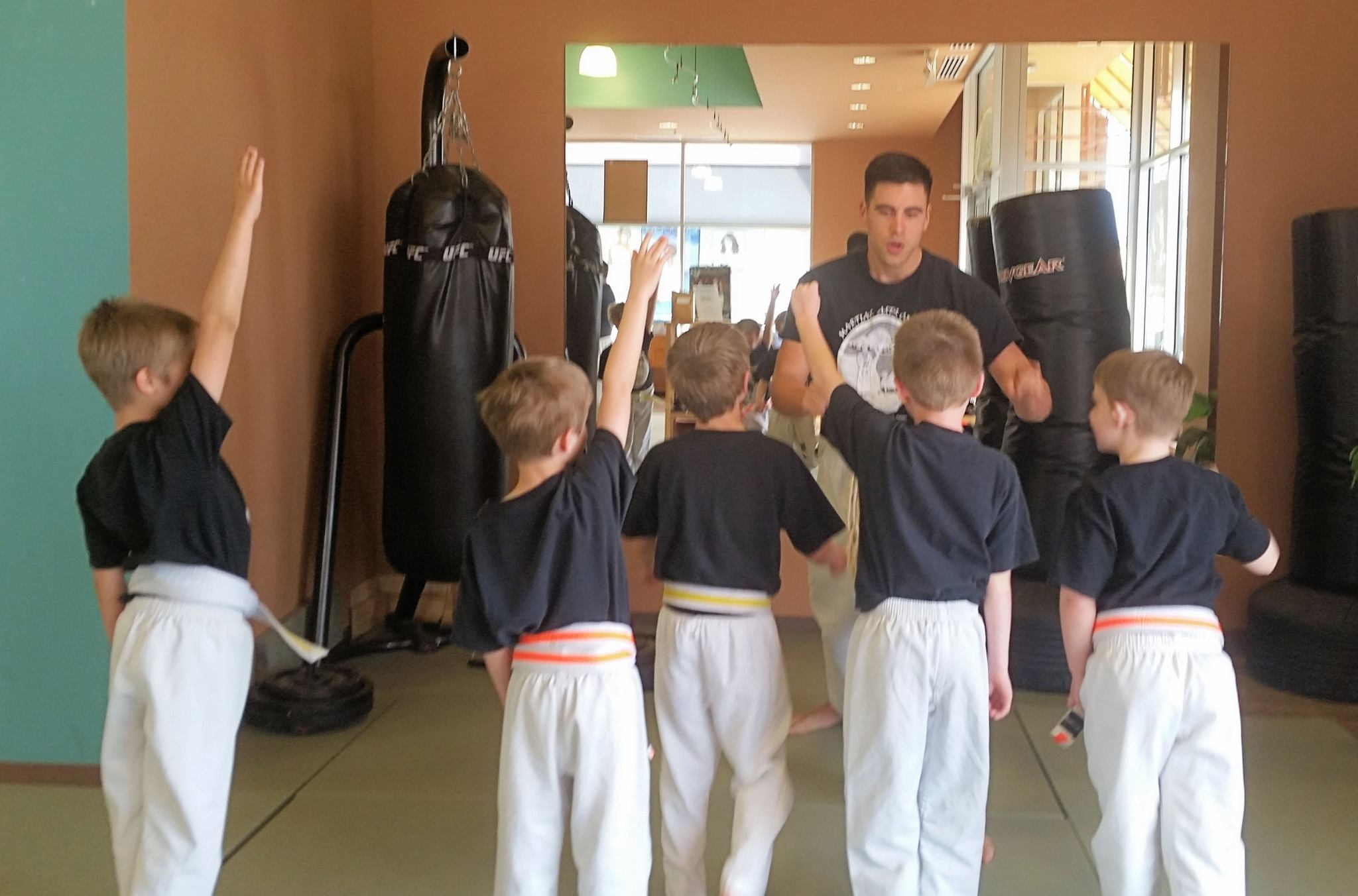 Kids and Teen Classes - Click Here