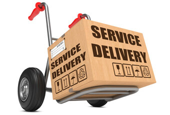 Delivery Services - Need a local package delivered quickly and reliably.  We do that too. $3 per mile, minimum $20.