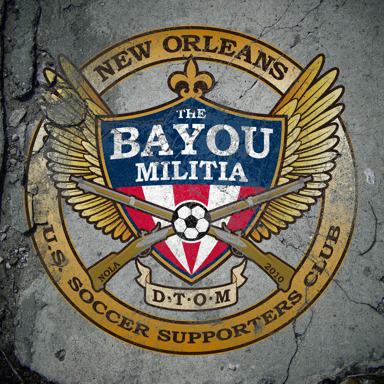 The Bayou Militia