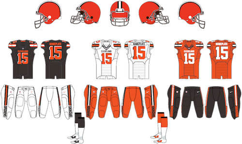 © 2015 Cleveland Browns