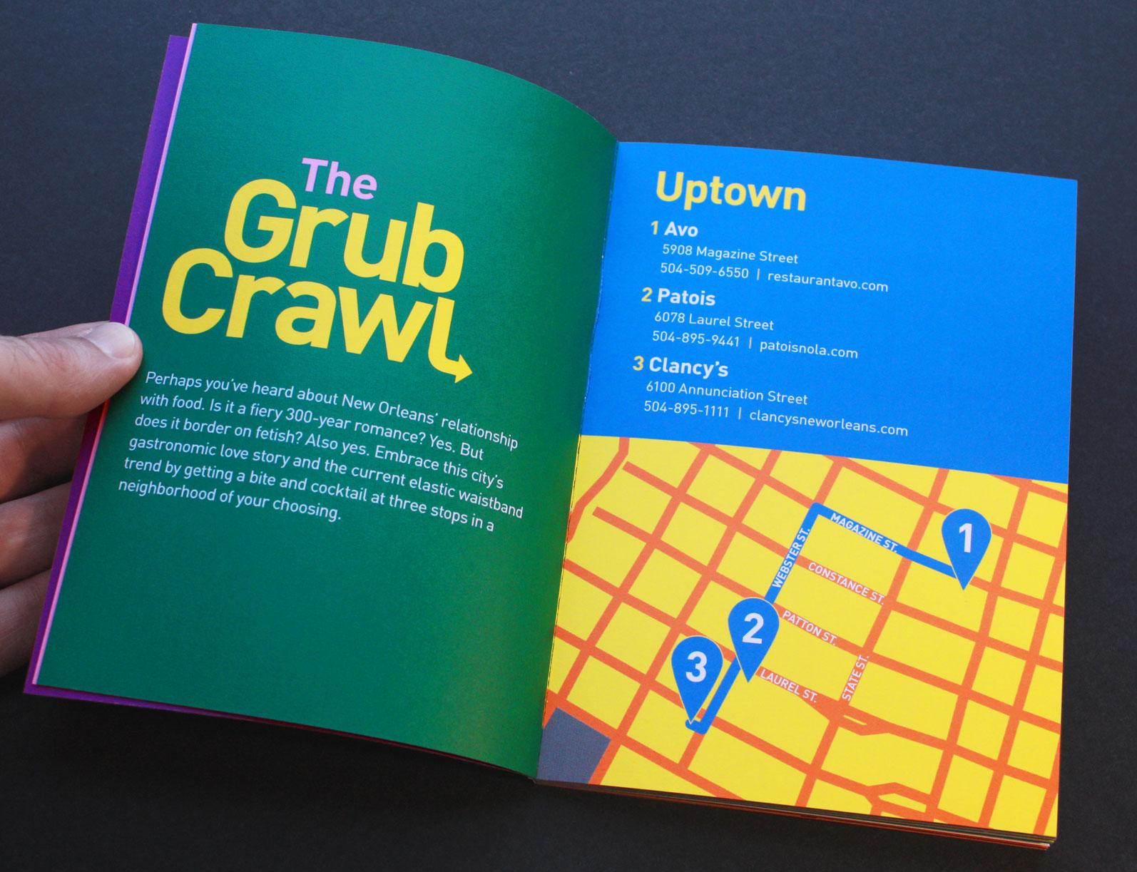 New Orleans Guidebook