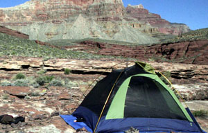 THE SAVVY EXPLORER: BACKCOUNTRY IN THE GRAND CANYON