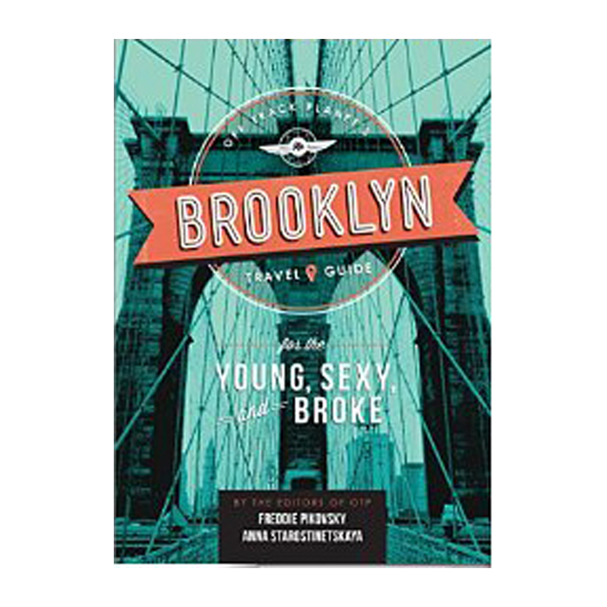 Contributor: OTP's Brooklyn Travel Guide (ed. 2015)
