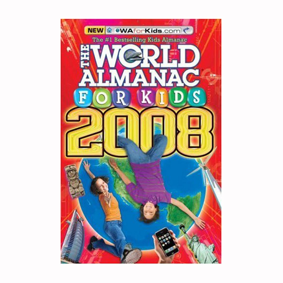 Contributor: World Almanac for Kids (ed. 2008)