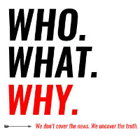 Managing Editor: whowhatwhy.org (2014)