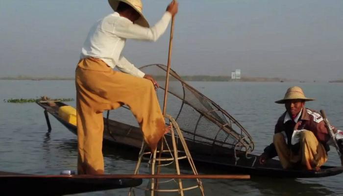 Farm Trekkers: Inle Lake, Shan State, Myanmar