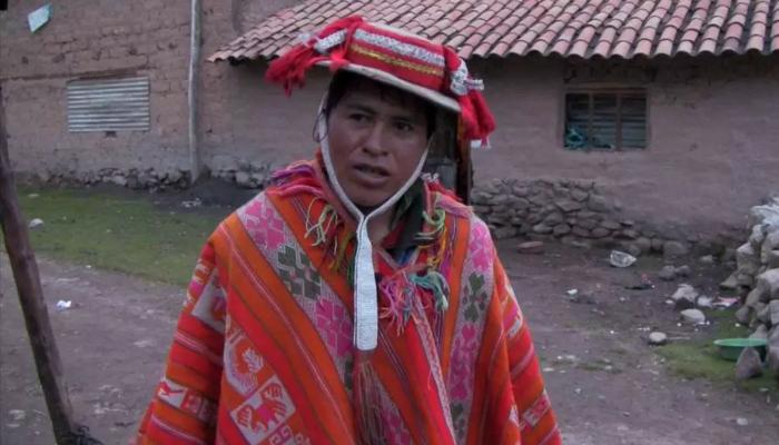 Farm Trekkers: Huaca Huasi Community, Andes Mtns, Peru