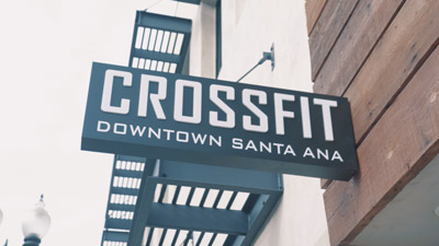 CrossFit Drop-in Visitor Orange County