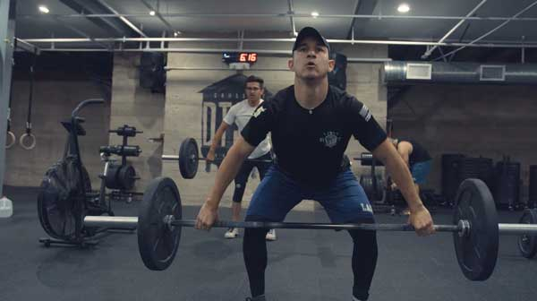 CrossFit Barbell Weightlifting Santa Ana Orange Tustin