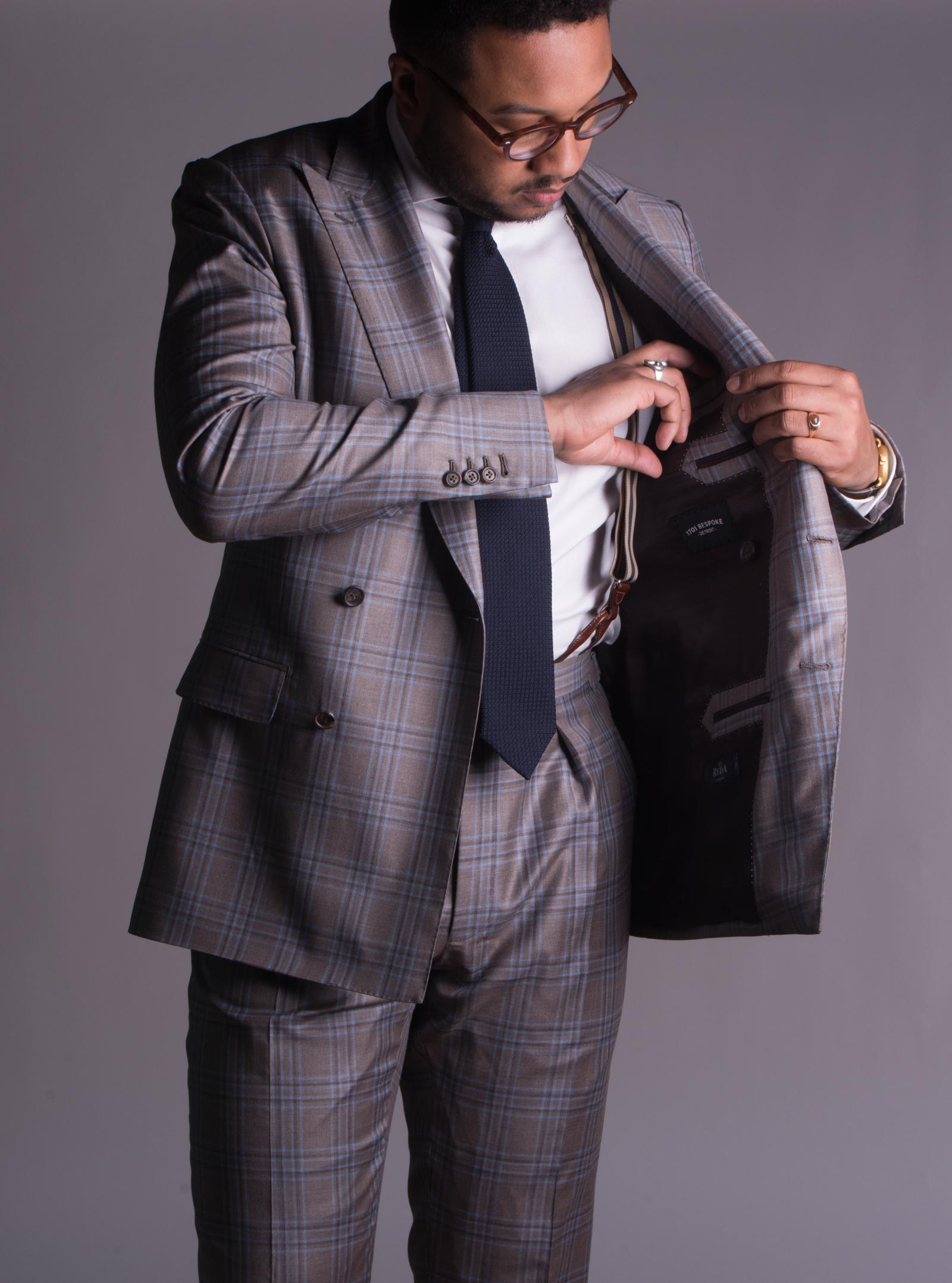 custom-suit-detroit-double-breast-grenadine-tie