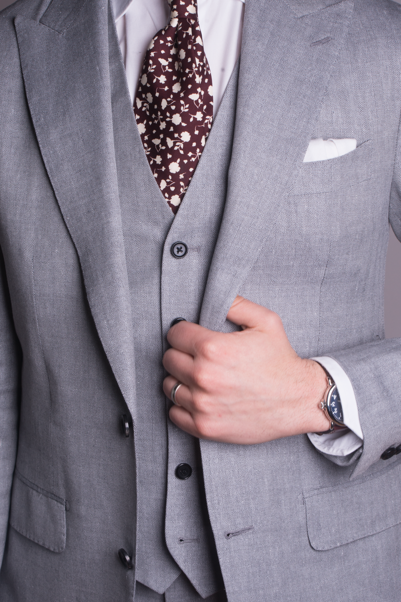 custom-suit-detroit-three-piece-herringbone-spring