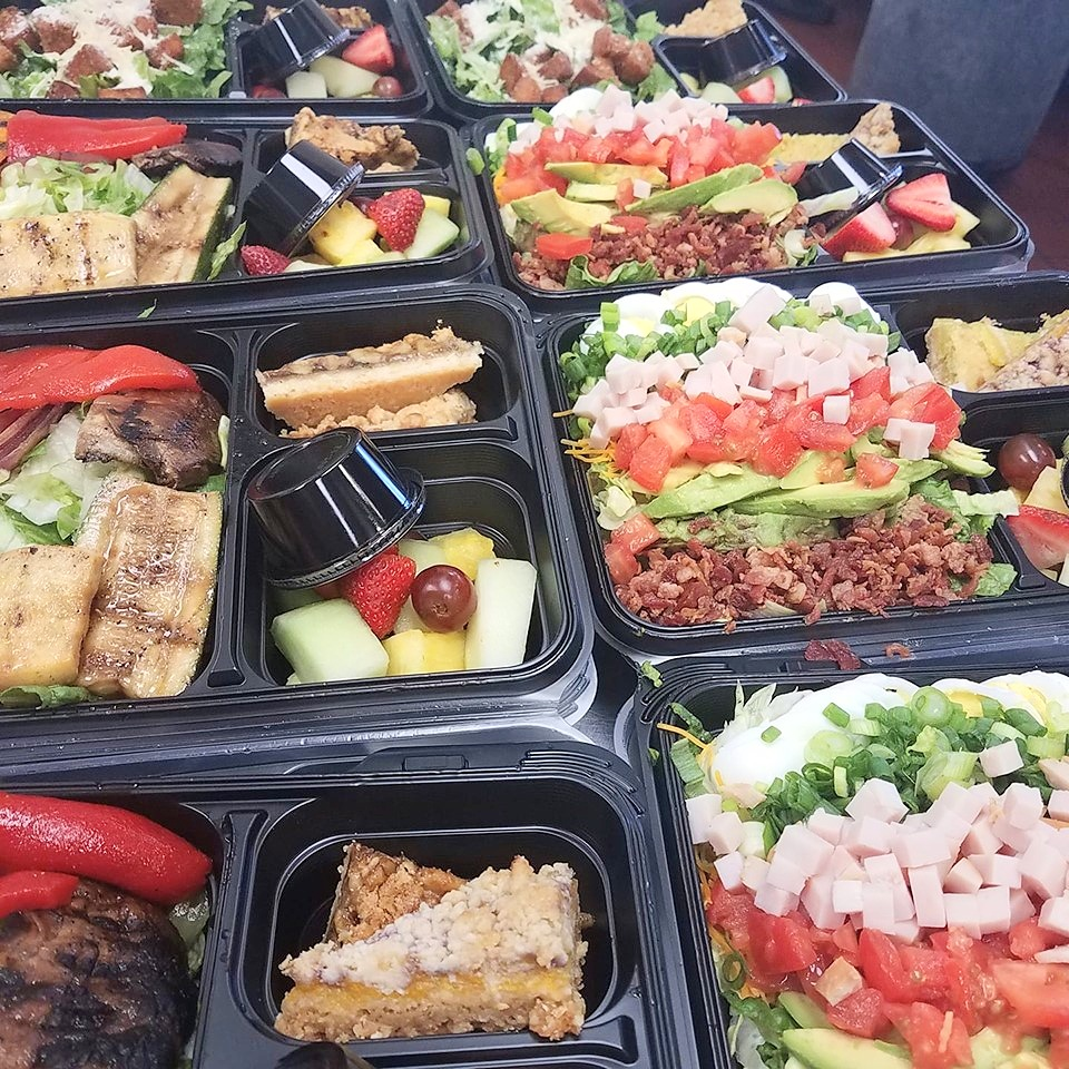 Amazing Boxed Lunches - Brought to your place of business