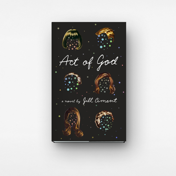 Act Of God designed by Janet Hansen