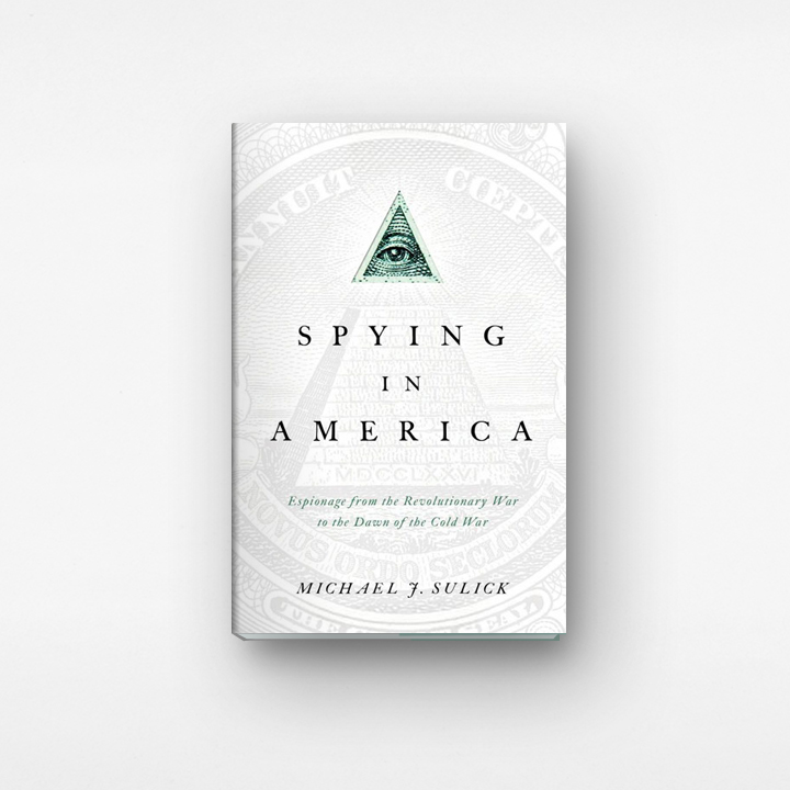 Spying In America designed by Tim Green