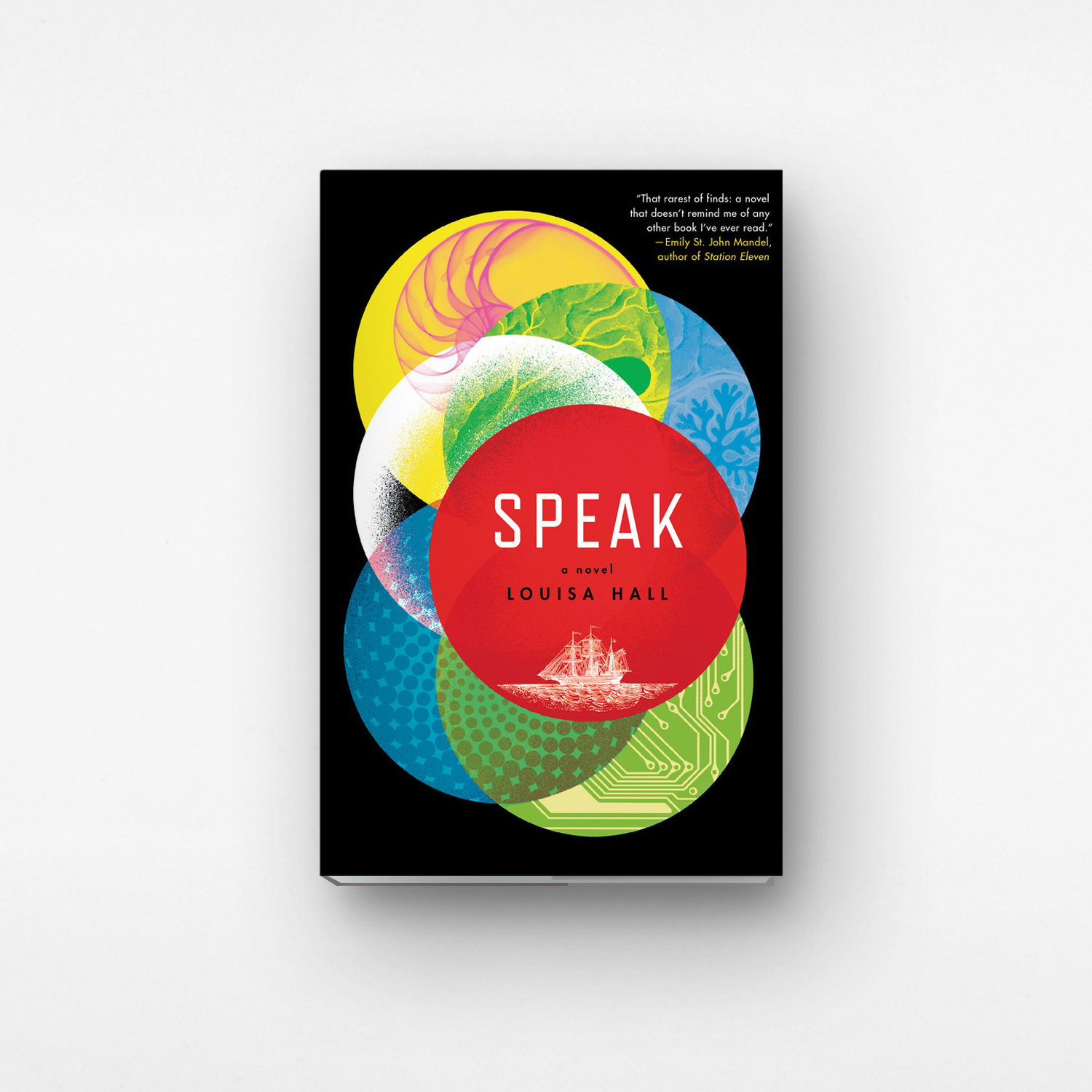 Speak designed by Jim Tierney