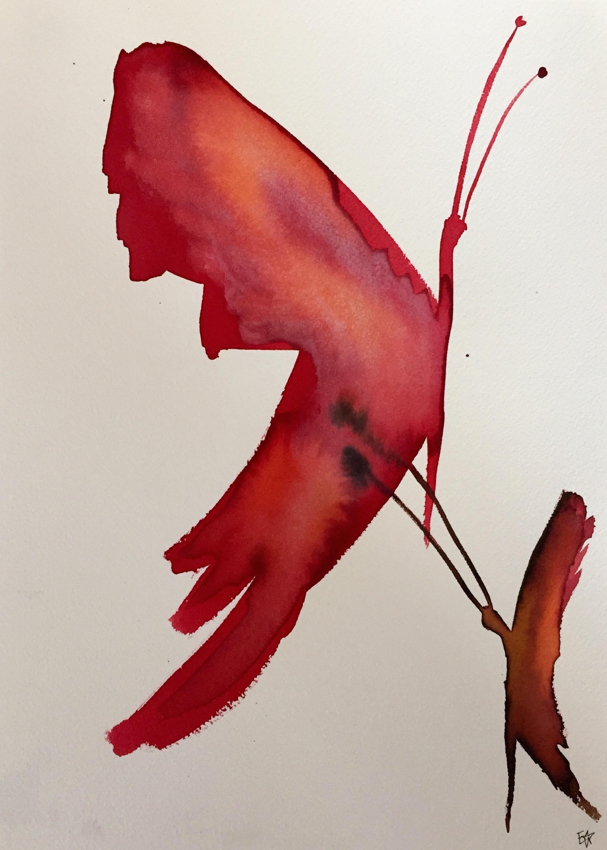 Le Papillon Rouge, 2015