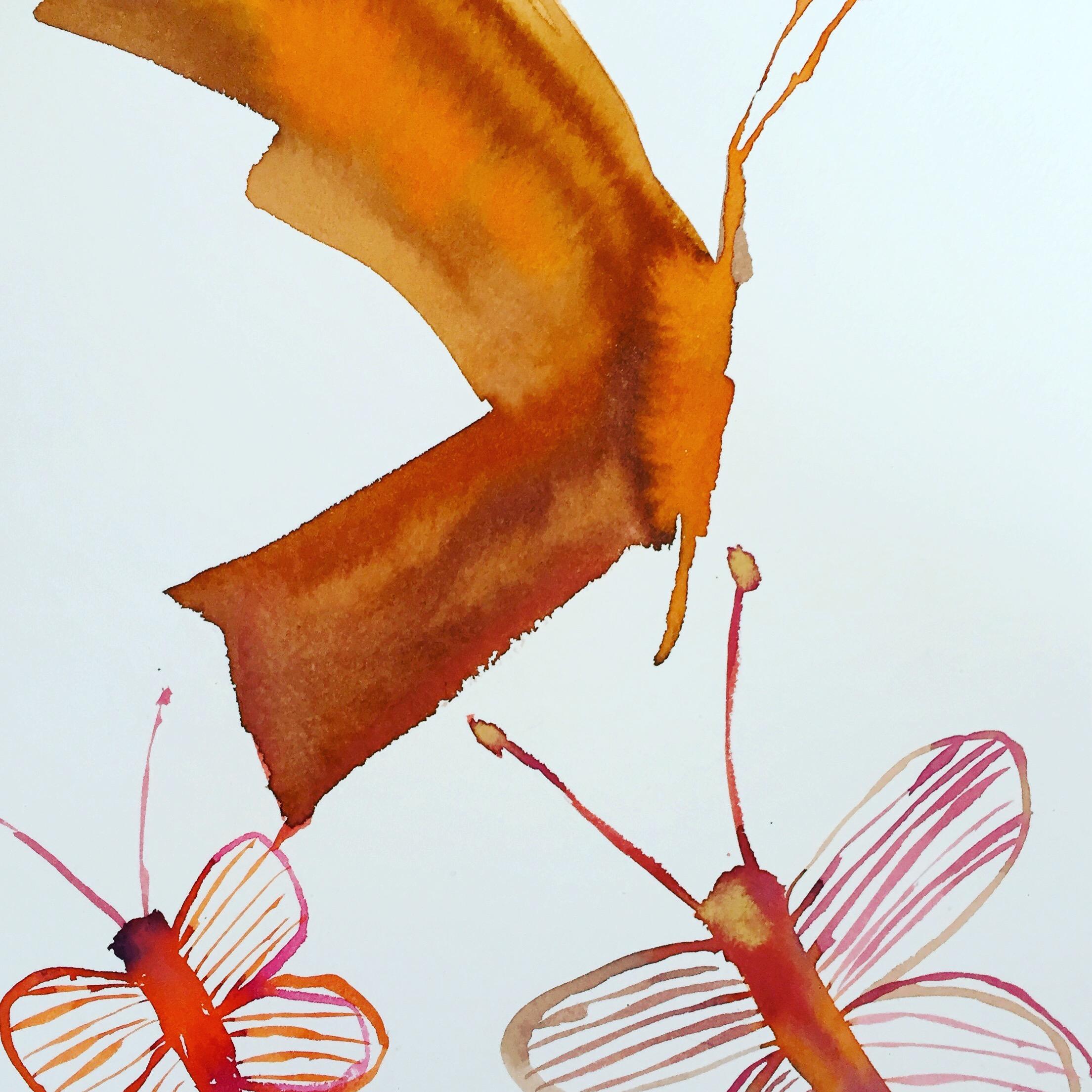 Le Papillon Orange, 2015