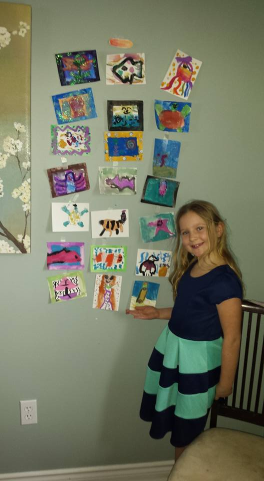 Isabelle's Daily Creative Leaps!
