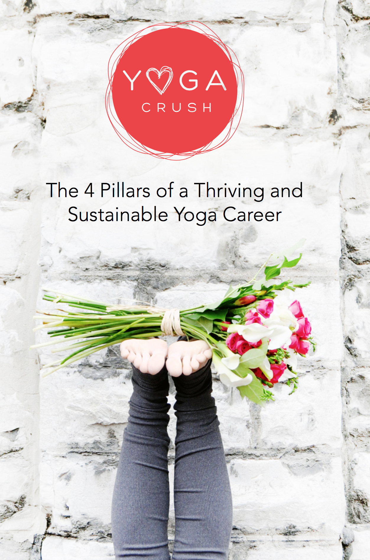 Yoga Crush is not an Active Podcast anymore, but I do believe you can still listen to it on your Apple Store for FREE! Absolute great ressource for Yoga Teachers.