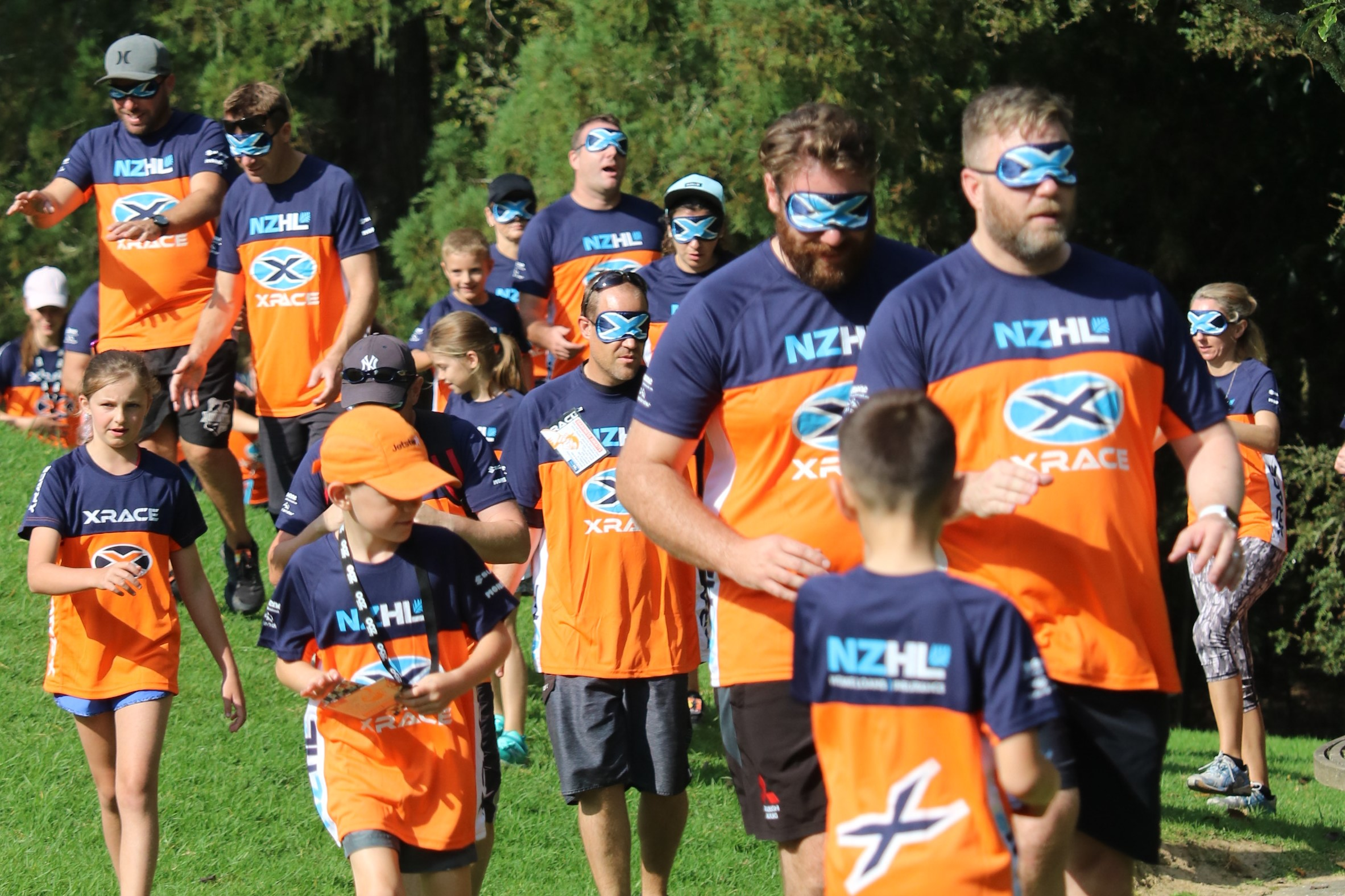 XRACE is like the Amazing Race for families. - XRACE teams are met with tricky but solvable roadblocks and obstacles – designed to strengthen self-esteem and confidence in children. XRACE is all about building more resilient kids and above all else, strengthen the bonds between a dad and son or a mum and her daughter.