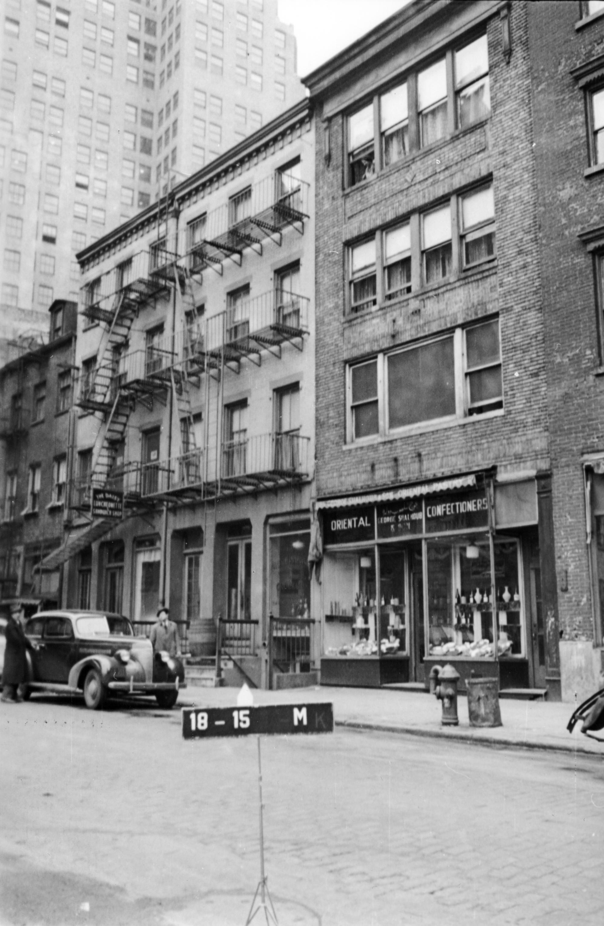 67 Washington Street, ca. 1939