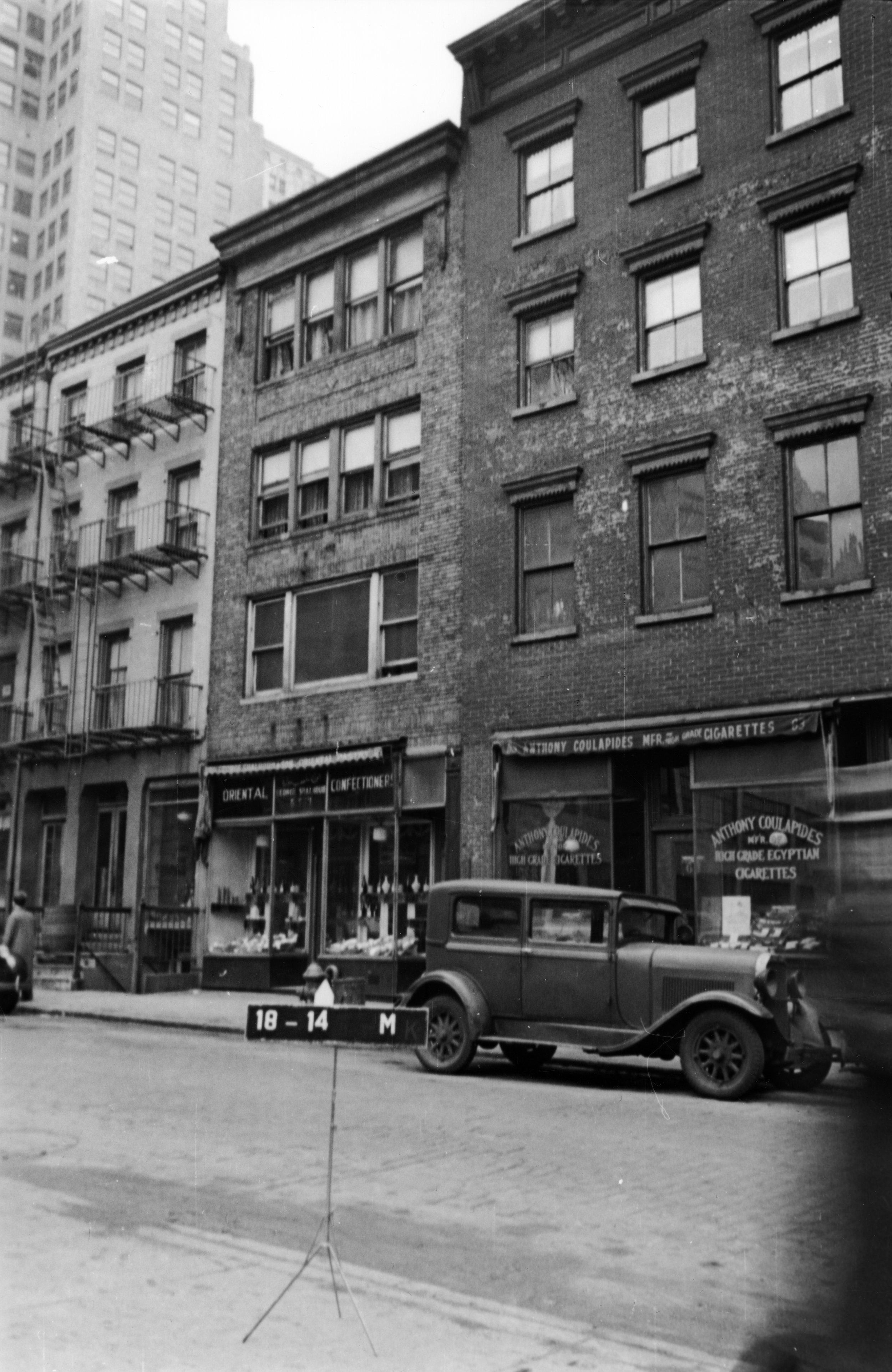 65 Washington Street, ca. 1939