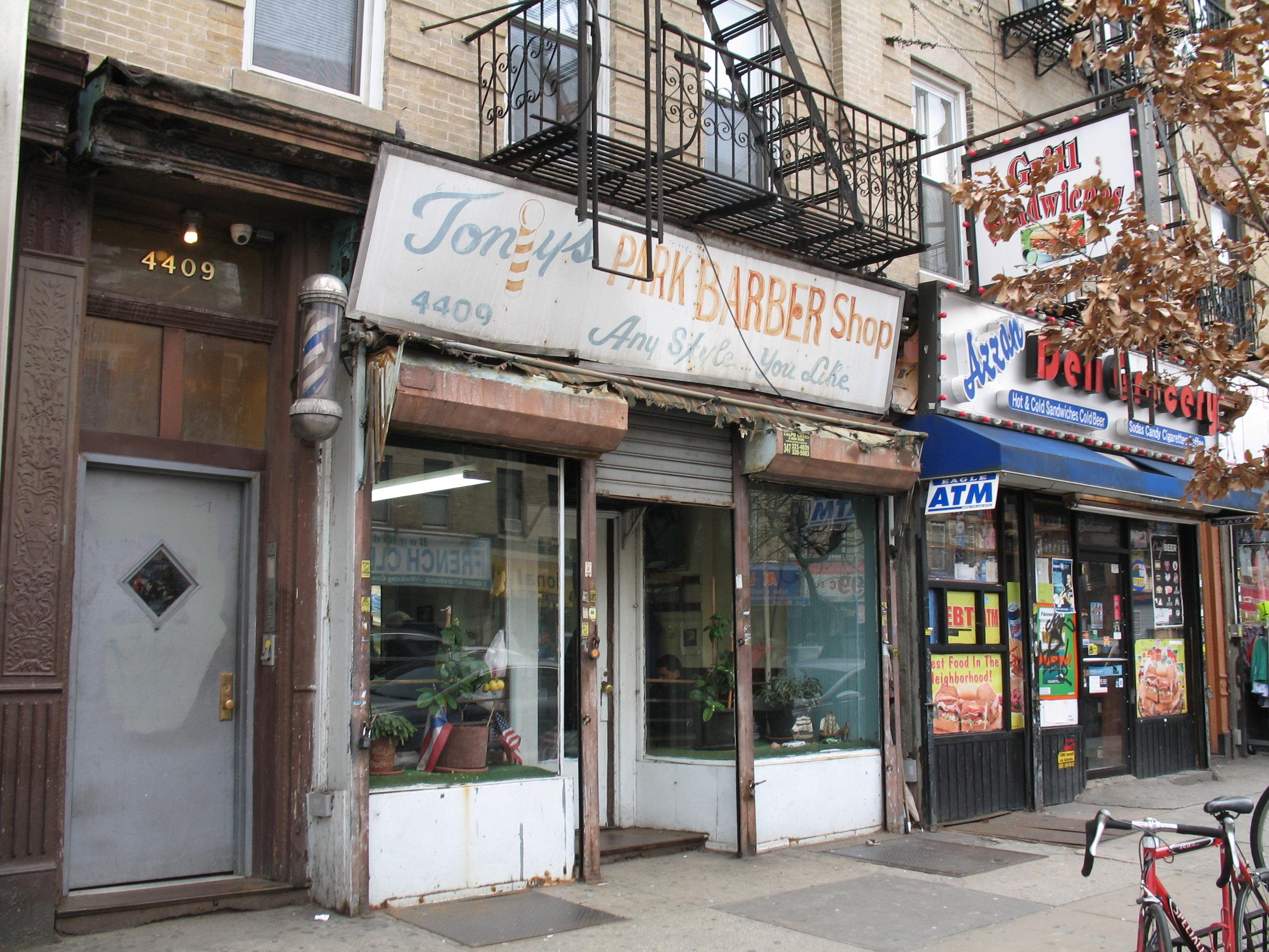 4409 5th Ave, Brooklyn, NY.  Photo: Marc Kirkeby, 2017.