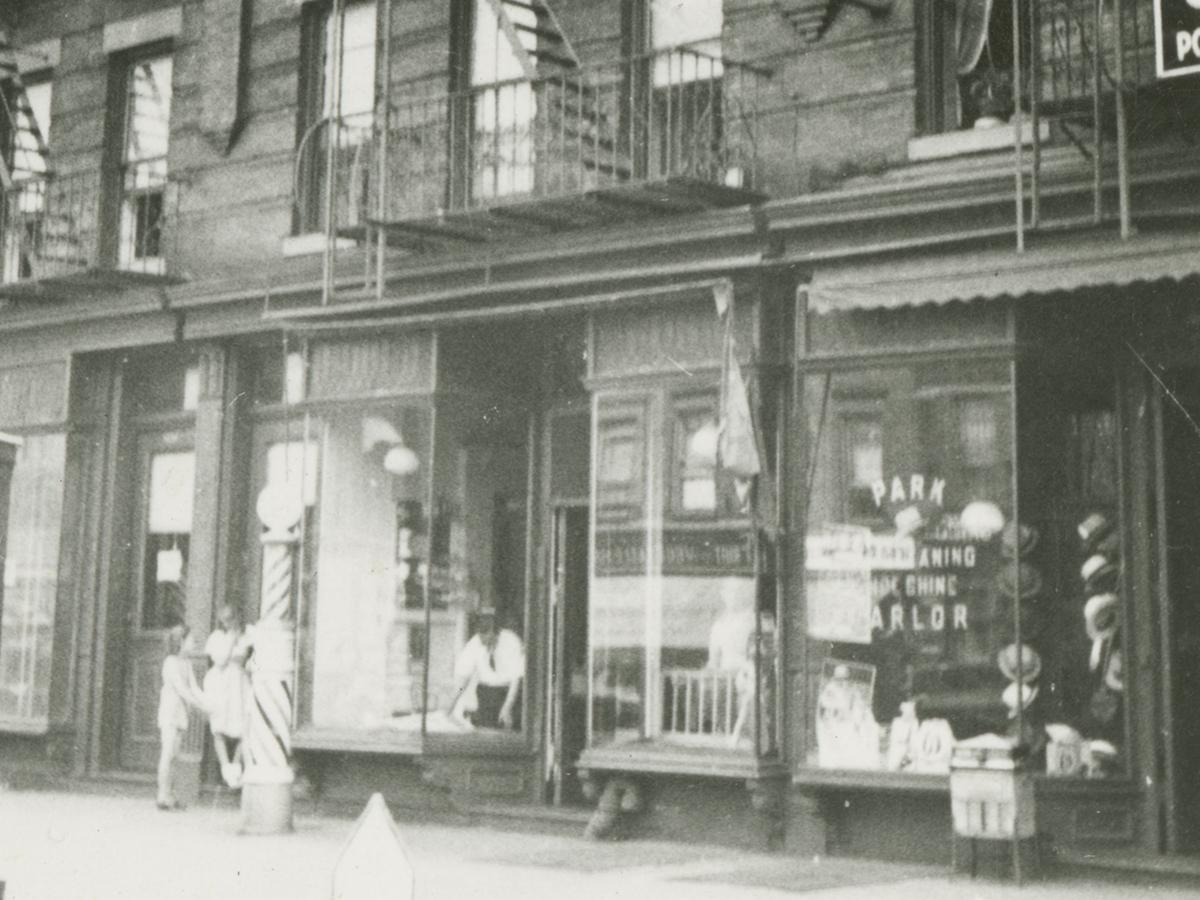 4409 5th Ave, Brooklyn, NY. 1939-1941.  NYC Municipal Archives.