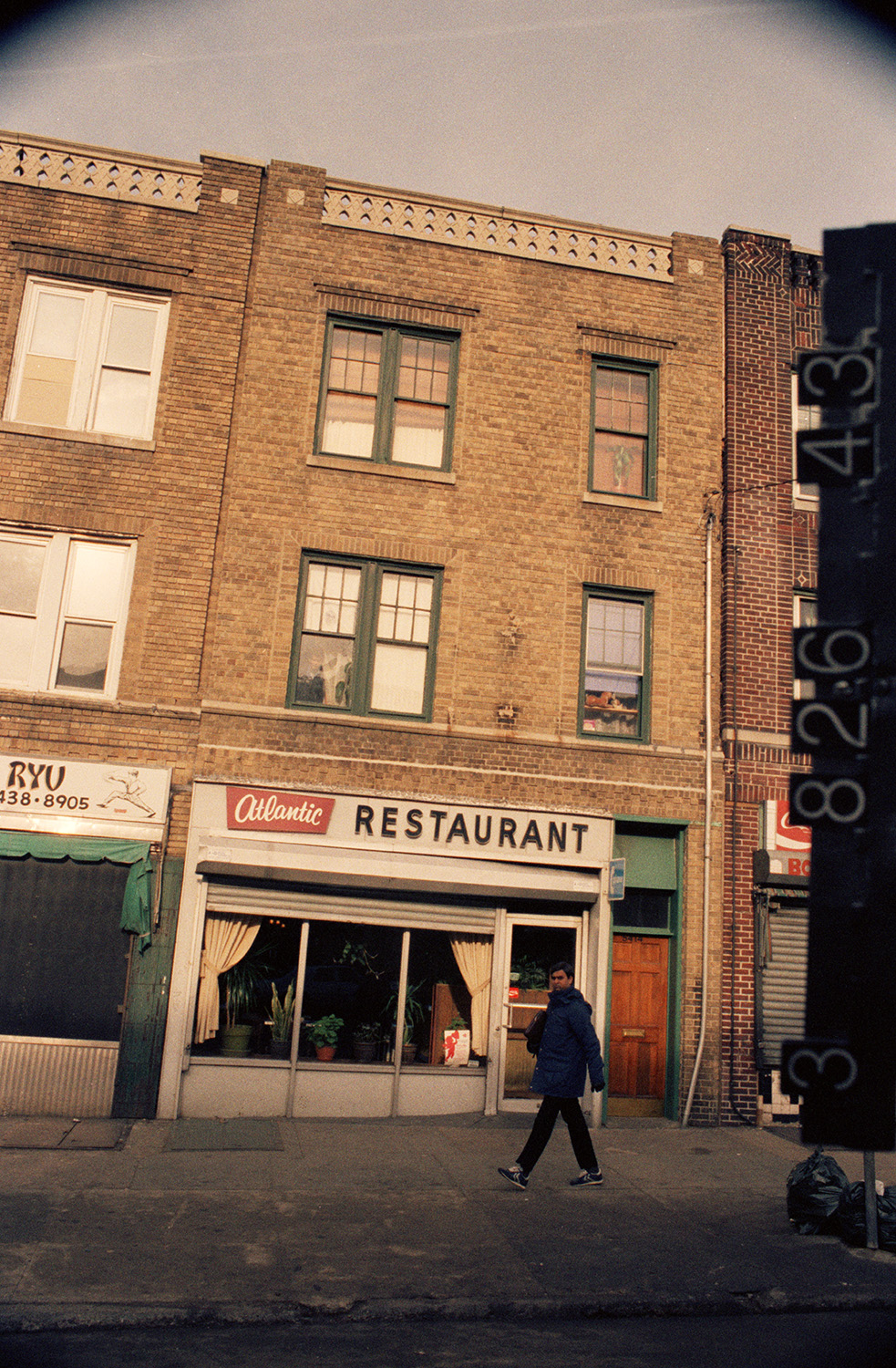5414 8th Ave. (at 54th St.), Brooklyn, 1983-1988. NYC Municipal Archives.