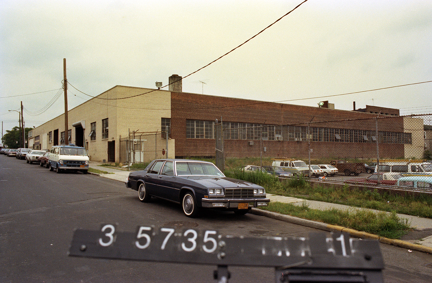 6301 8th Ave. (at 63rd St.), Brooklyn, 1983-1988. NYC Municipal Archives.