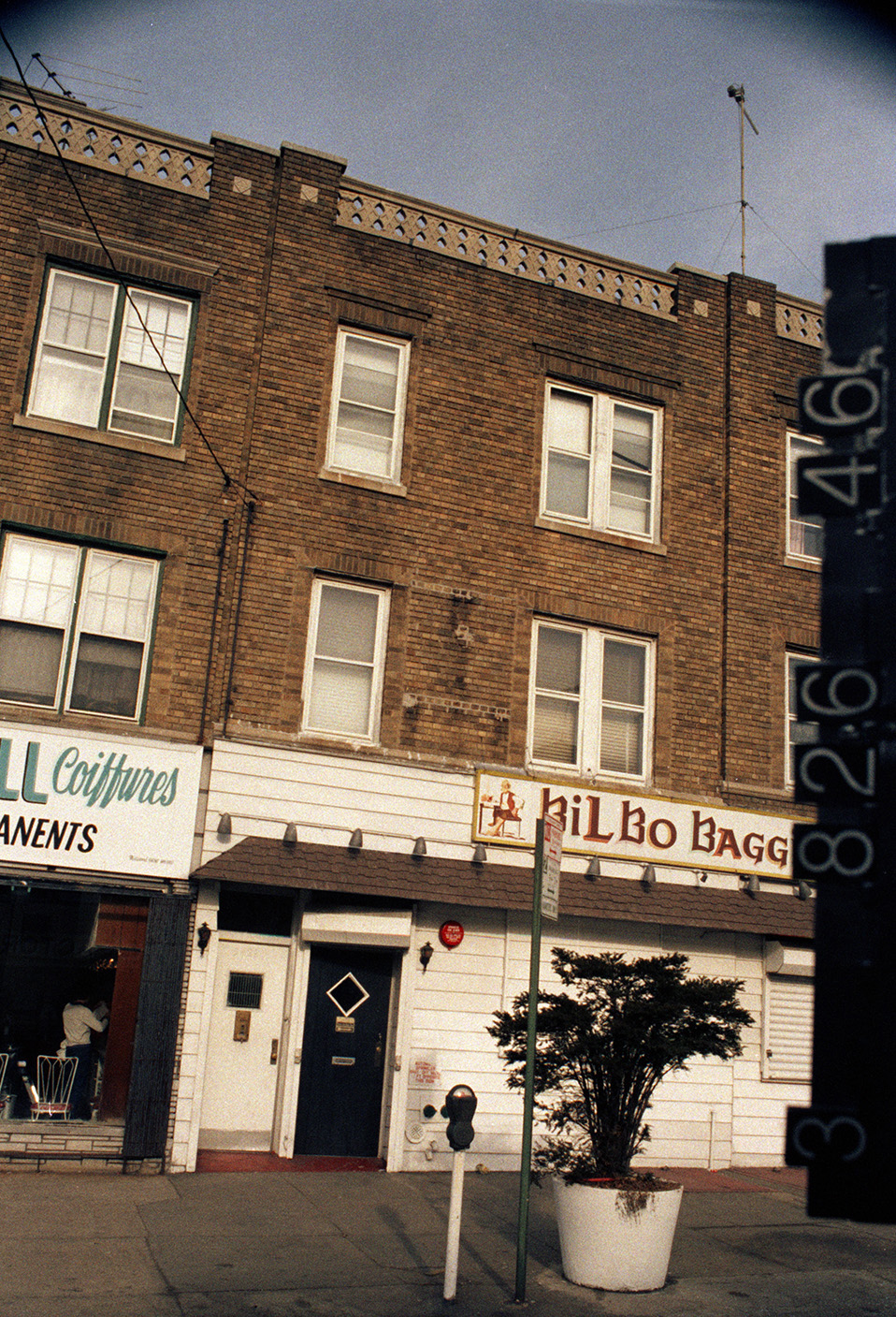 5418-5422 8th Ave. (at 54th St.), Brooklyn, 1983-1988. NYC Municipal Archives.