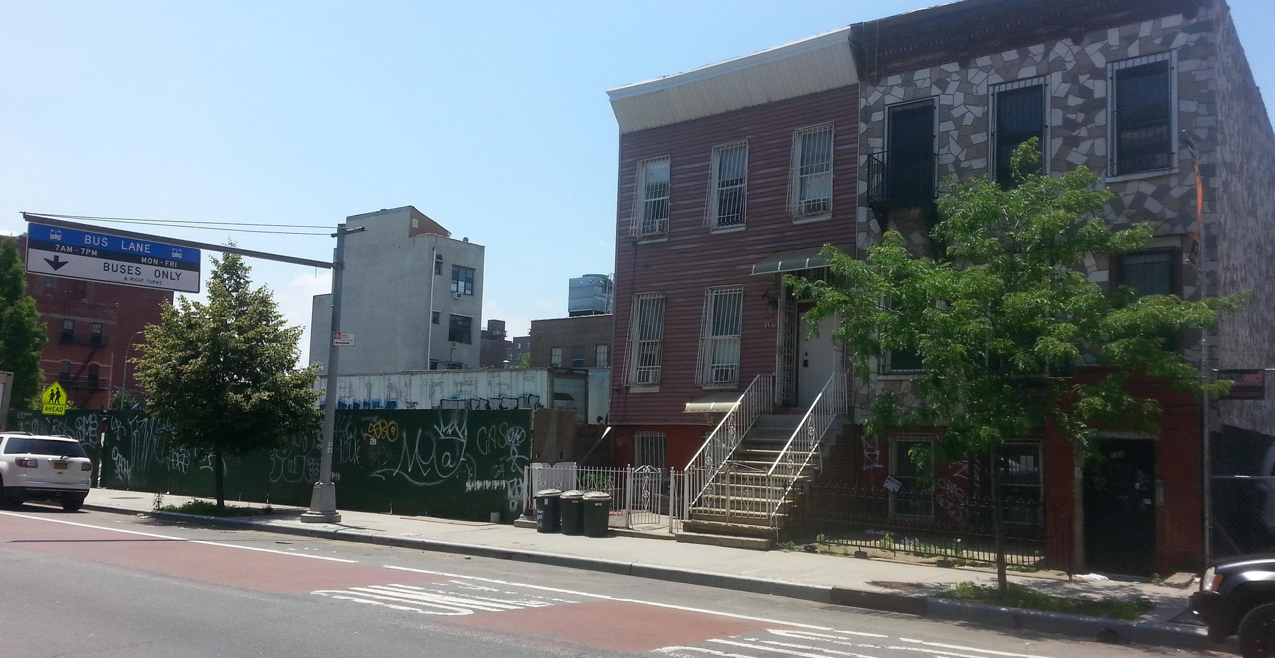 184 Nostrand Ave., Brooklyn, NY. Photo: Darryl Montgomery.