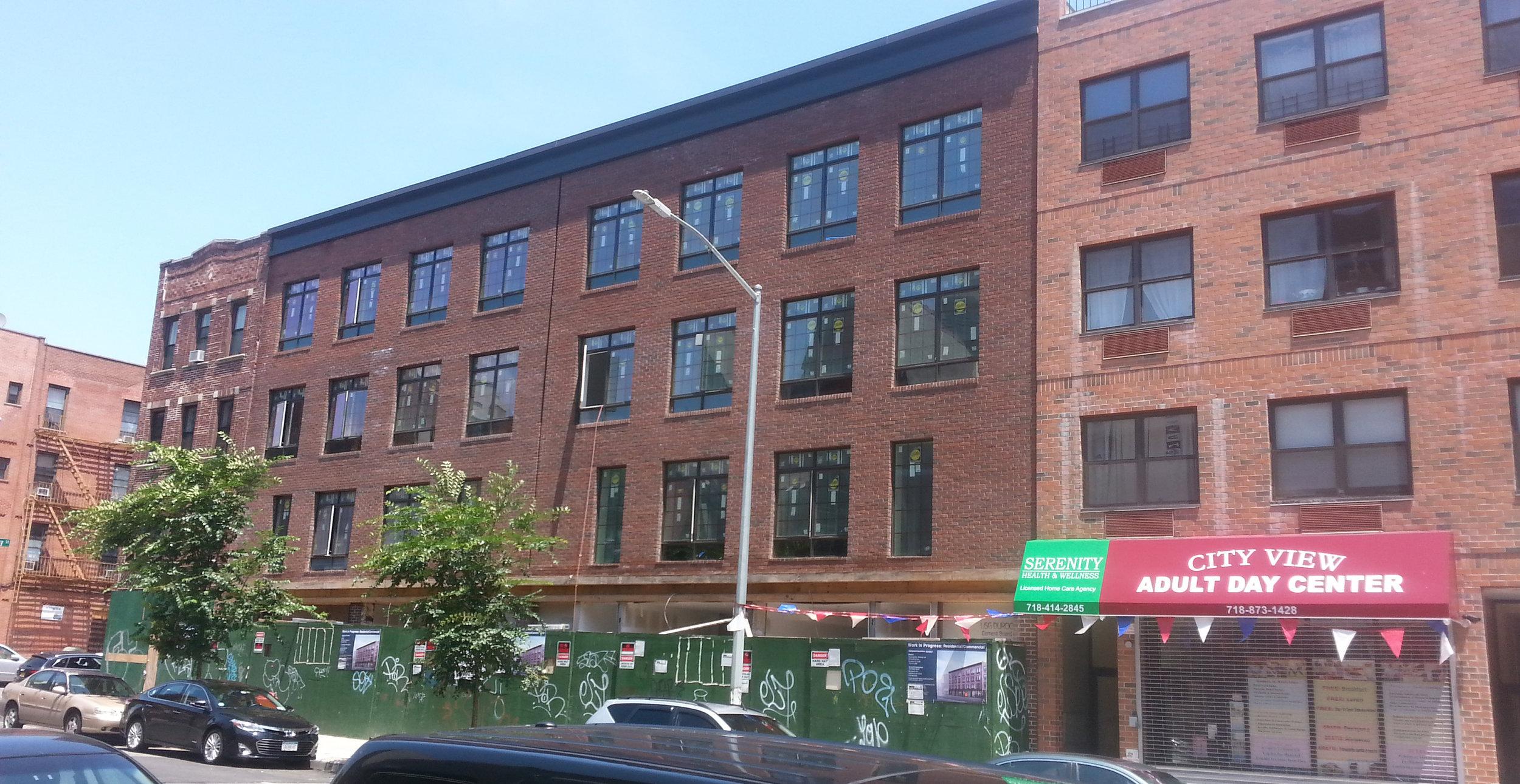 341 Nostrand Ave., Brooklyn, NY. Photo: Darryl Montgomery.