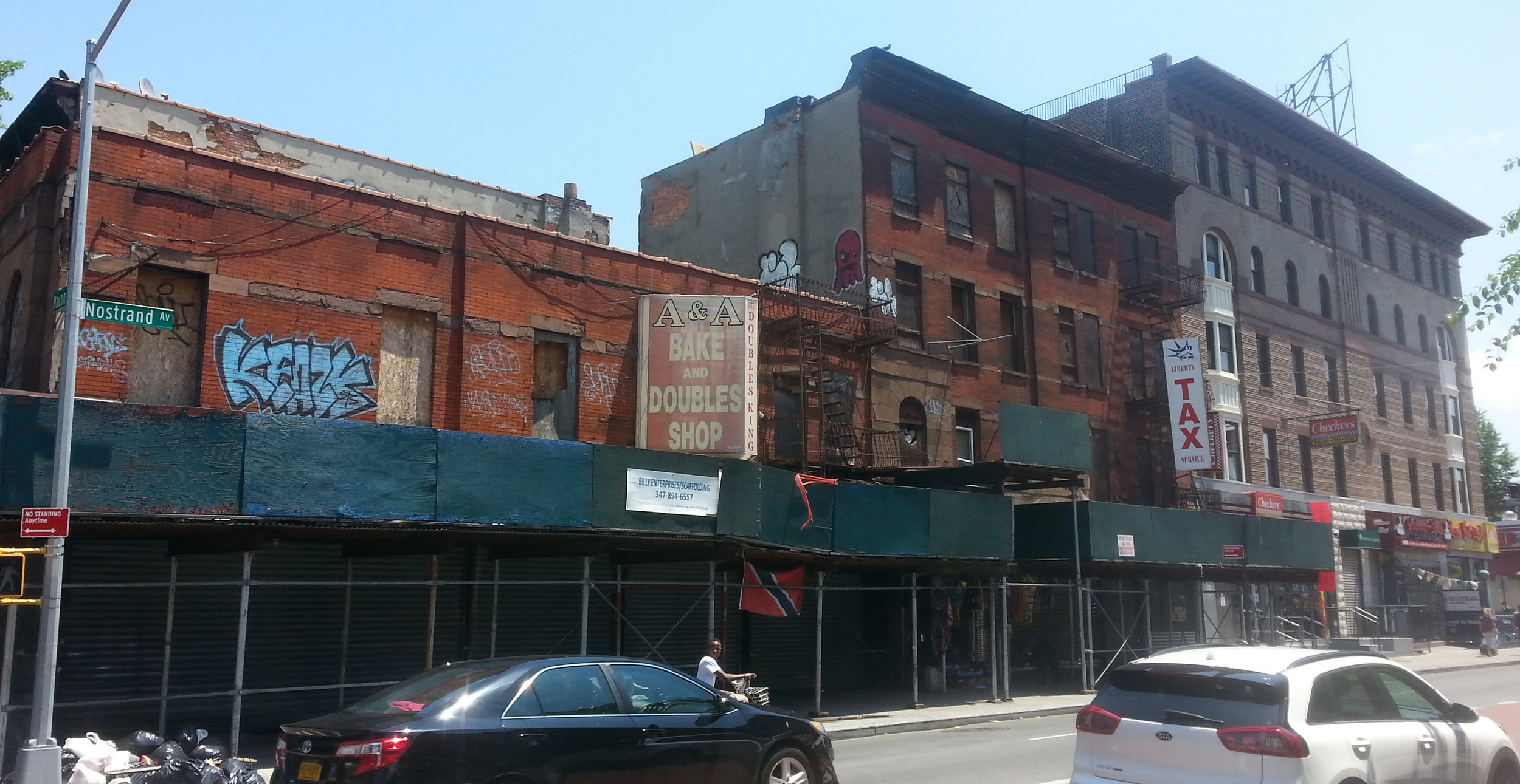 479 Nostrand Ave., Brooklyn, NY. Photo: Darryl Montgomery.