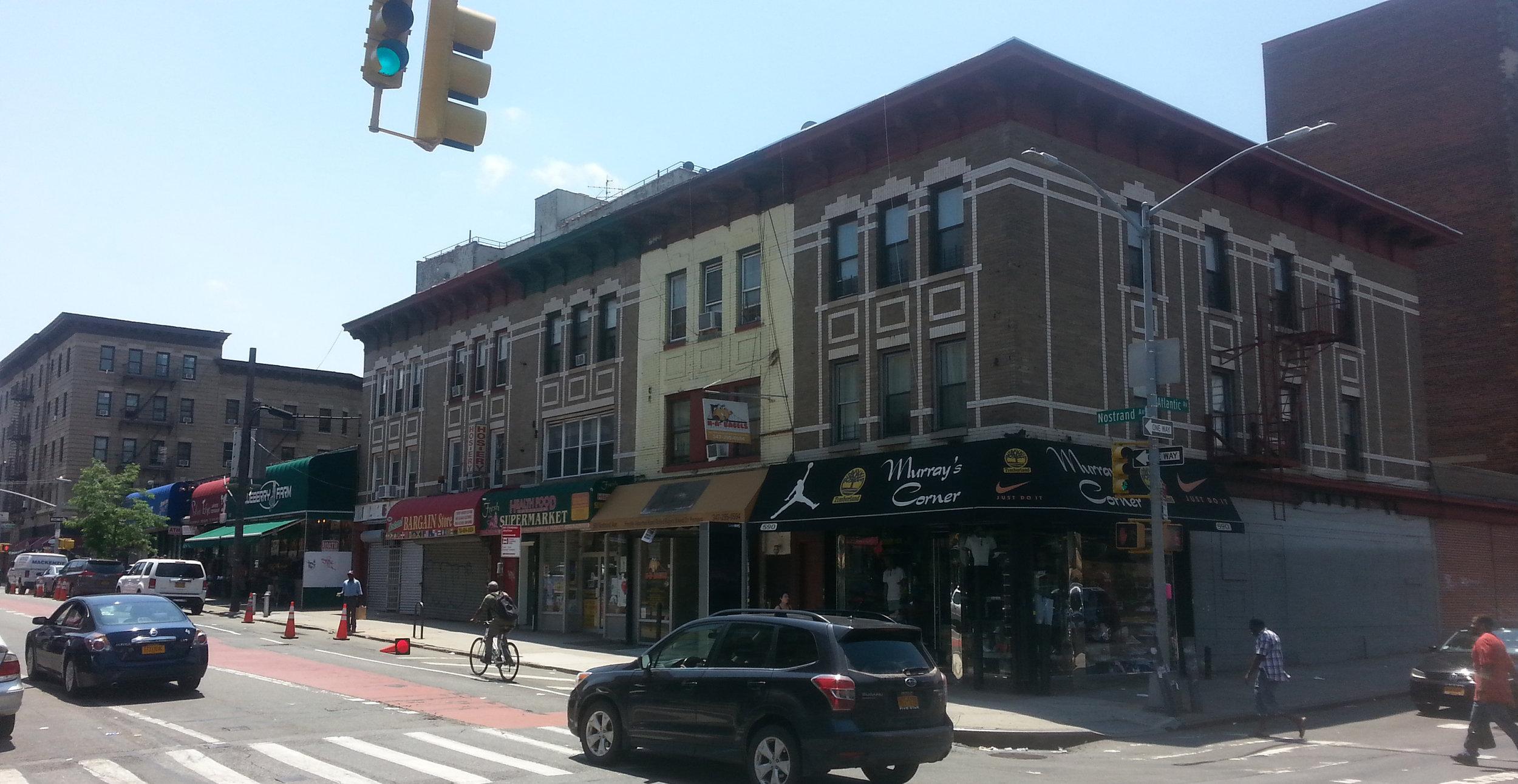 590 Nostrand Ave., Brooklyn, NY. Photo: Darryl Montgomery.