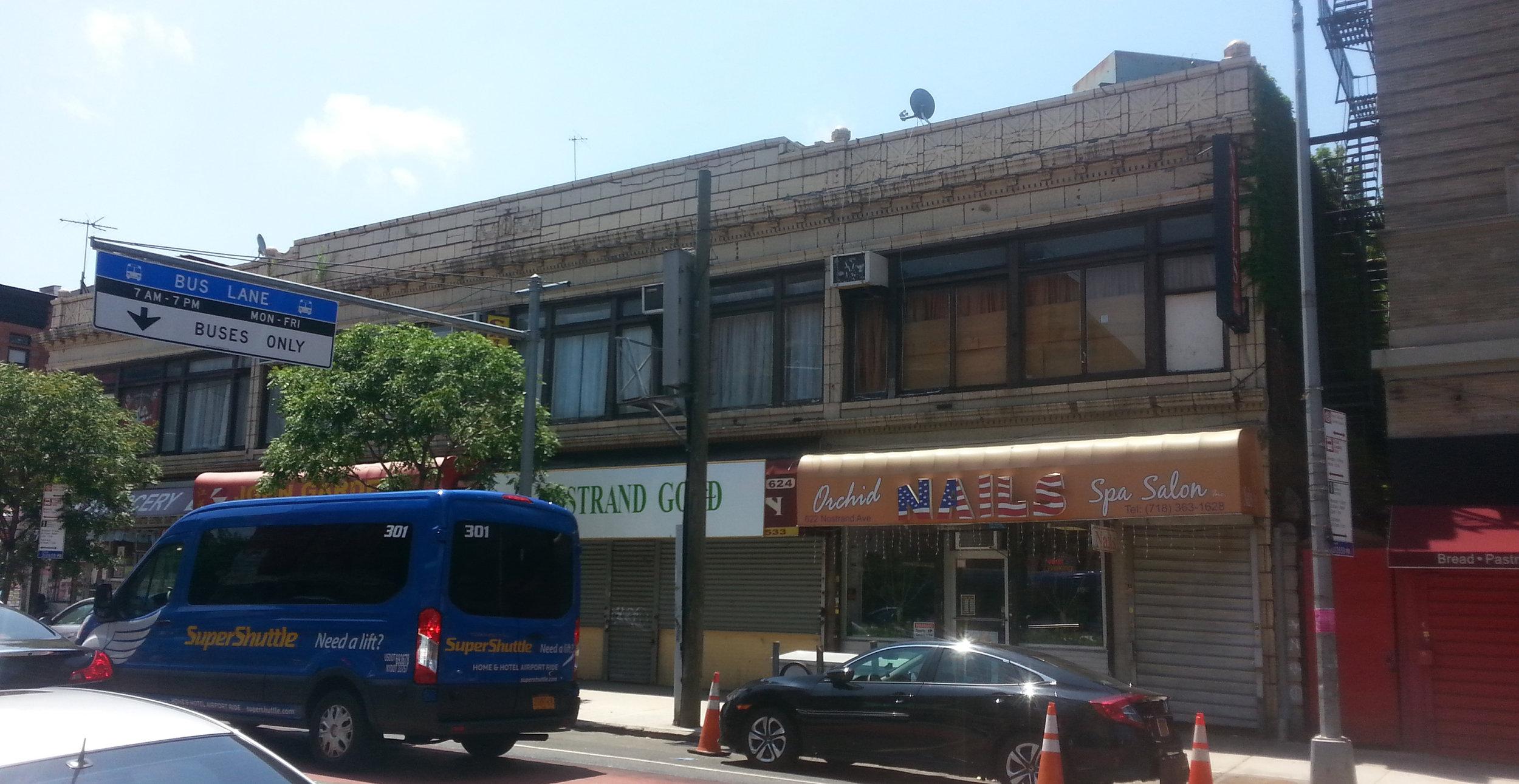 622 Nostrand Ave., Brooklyn, NY. Photo: Darryl Montgomery.