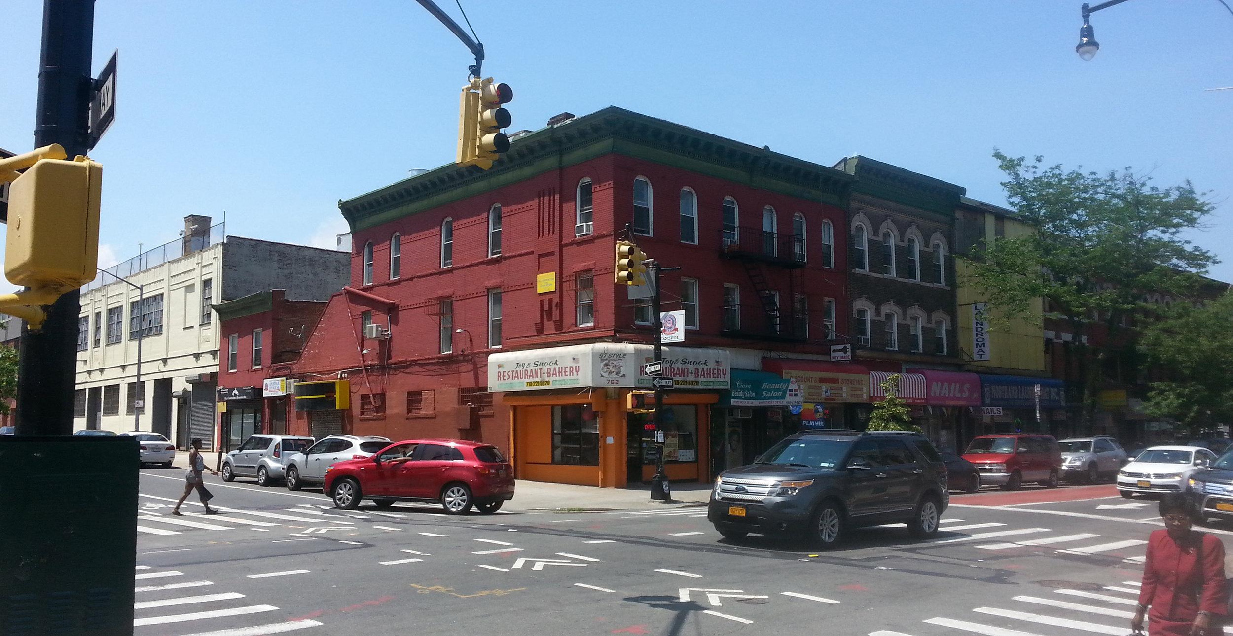 762 Nostrand Ave., Brooklyn, NY. Photo: Darryl Montgomery.
