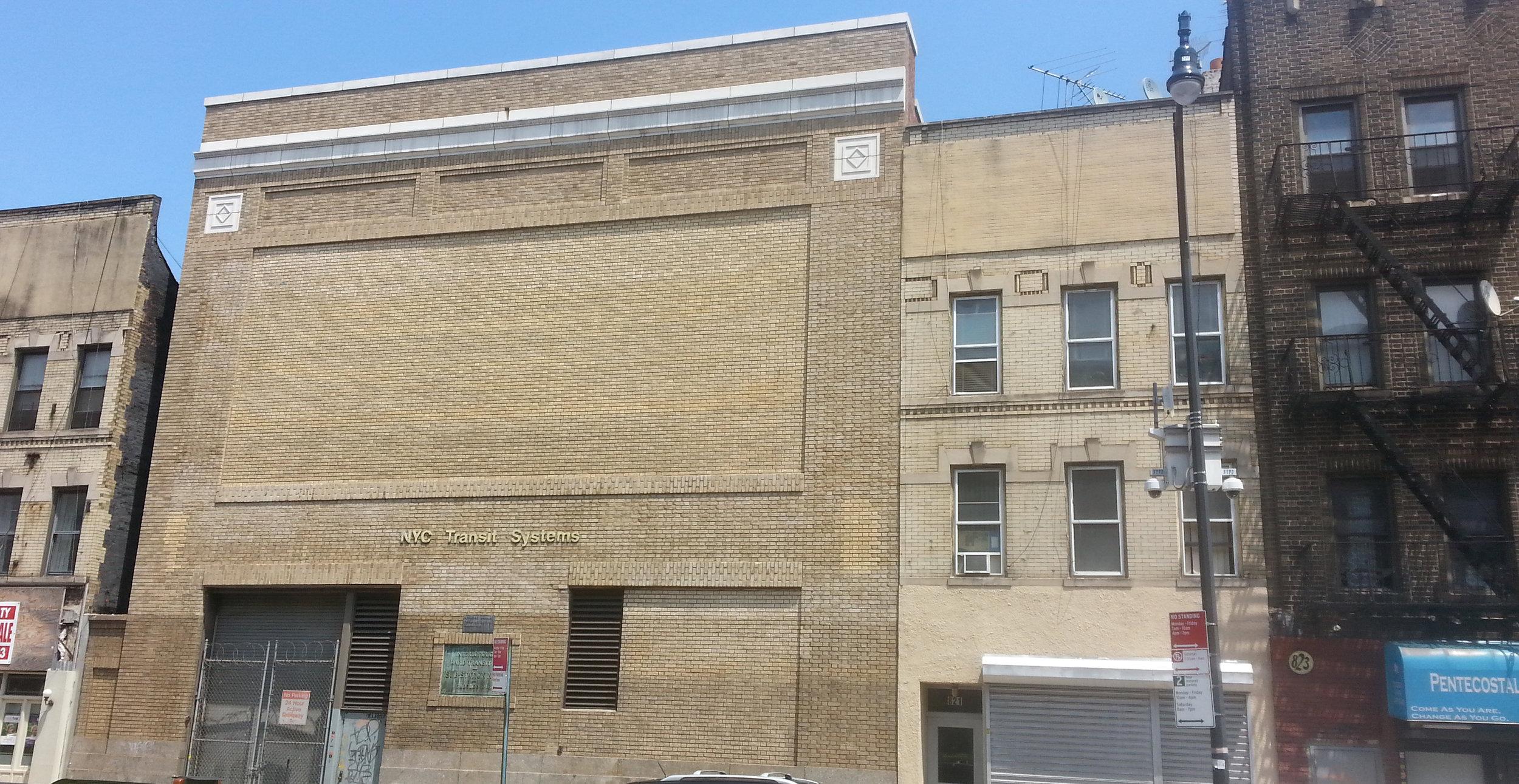 819 Nostrand Ave., Brooklyn, NY. Photo: Darryl Montgomery.