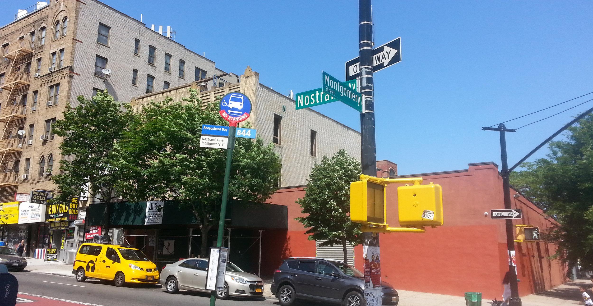913 Nostrand Ave., Brooklyn, NY. Photo: Darryl Montgomery.