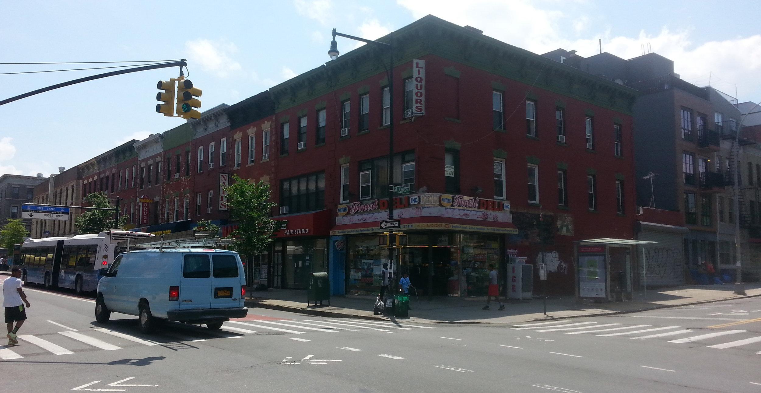 792 Nostrand Ave., Brooklyn, NY. Photo: Darryl Montgomery.