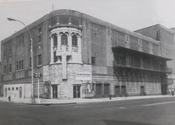 Washington Temple, 1974.